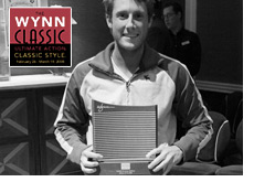 2008 wynn classic poker tournament winner - chris moore