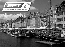 european poker tour - copenhagen - ept - logo + city photo