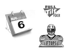 full tilt logo - ftops and calendar showing august 6th