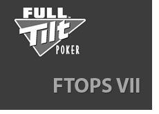 full tilt poker ftops vii - logo - tournament