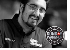 sunday warm-up winner - hevad khan - RainKhAN - black and white photo