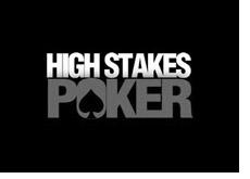 high stakes poker logo