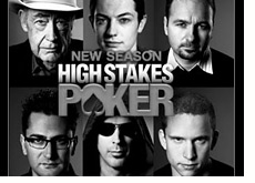 gsn - network for games - high stakes poker season 5