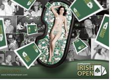 irish open 2008 - event poster