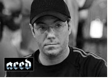 poker player jamie gold - signs with aced.com