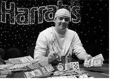 poker player michael pickett - winning harras - wsop - circuit event