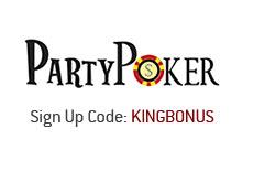 signup code at party poker - marketing - bonus