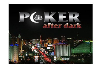 Poker After Dark - Logo / promotional image.