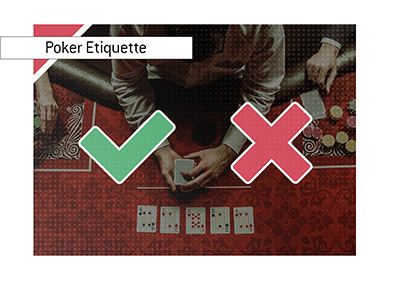 Poker Etiquette - Is slow-rolling good or bad?
