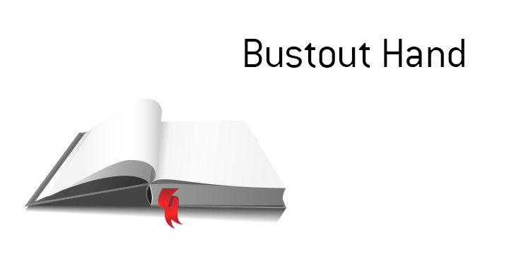 The definition and meaning of the bustout hand in the game of poker.  Kings dictionary.