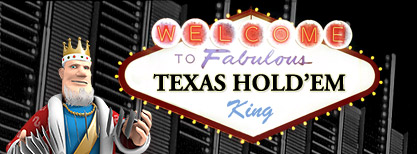Texas Holdem King Logo